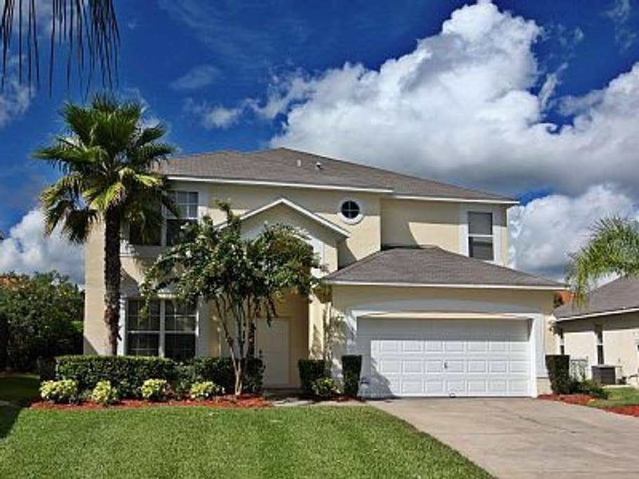 Best 8 Bedroom Private Pool Home Houses For Rent In Kissimmee With Pictures