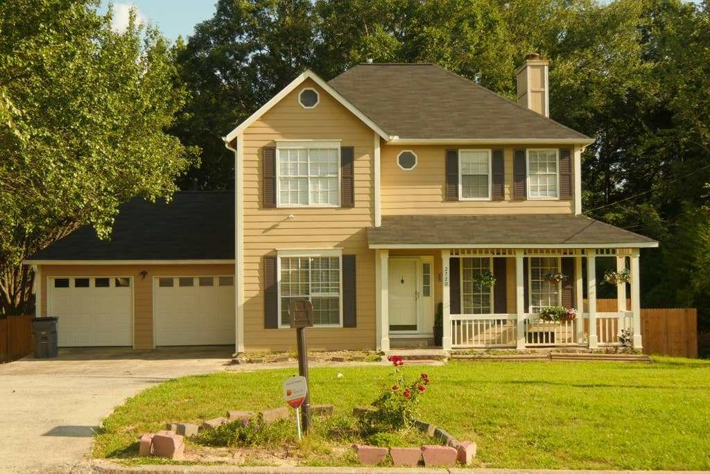 Best Fantastic Home 4 Rooms 6 Beds Atlanta Best Deal With Pictures