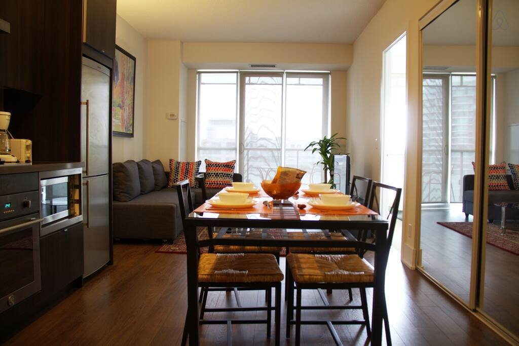 Best One Bedroom With A Lake View In Downtown Toronto With Pictures