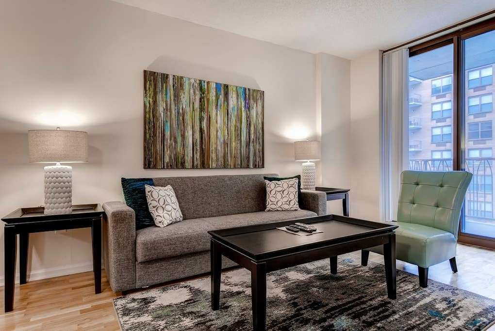 Best Fully Furnished 1 Bedroom Hoboken Apartment Apartments With Pictures