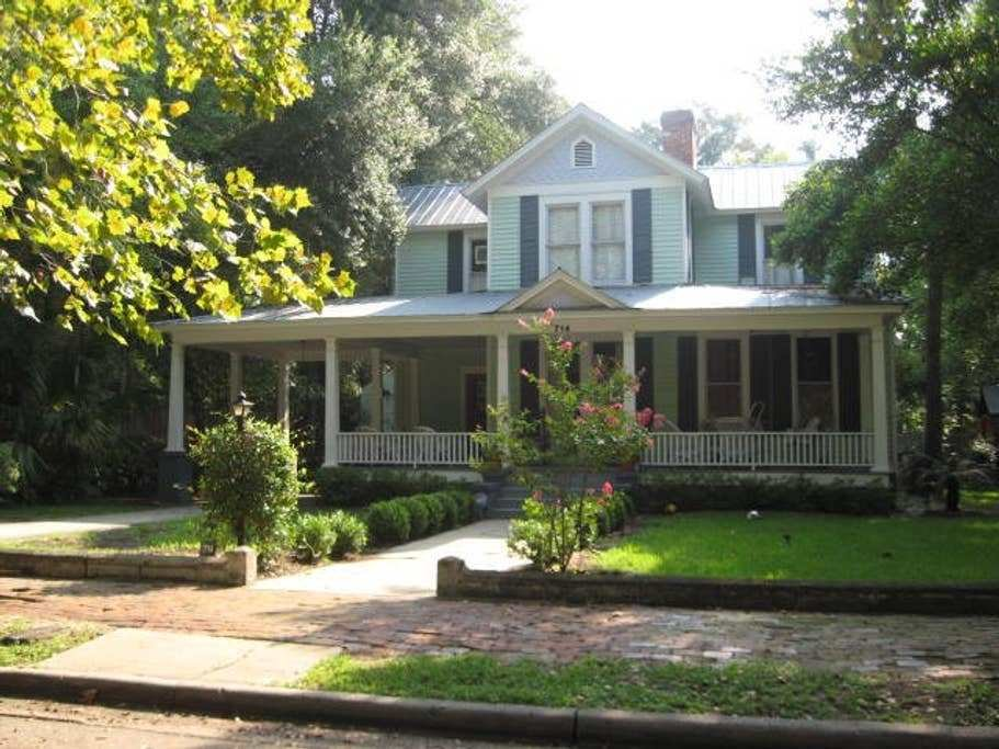 Best Coastal Victorian Houses For Rent In Brunswick Georgia With Pictures