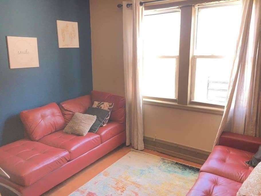 Best Clean Room W Bunk Bed For 3Guests Close To Nyc Flats With Pictures