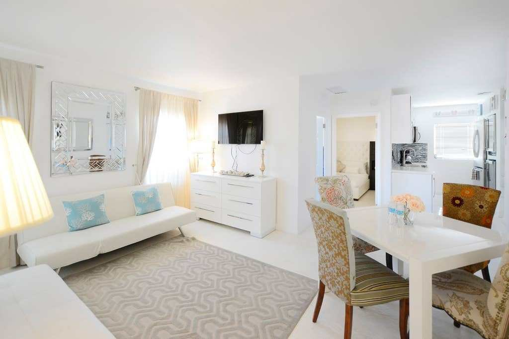 Best South Beach Lenox 1 Bedroom Apartment Apartments For With Pictures Original 1024 x 768