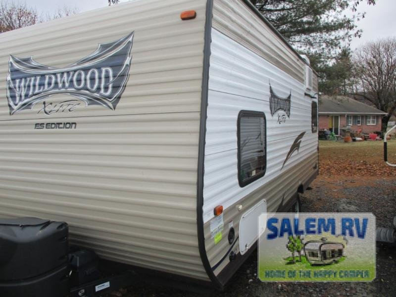Best Used 2015 Forest River Rv Wildwood X Lite Fs 205Rd Travel With Pictures