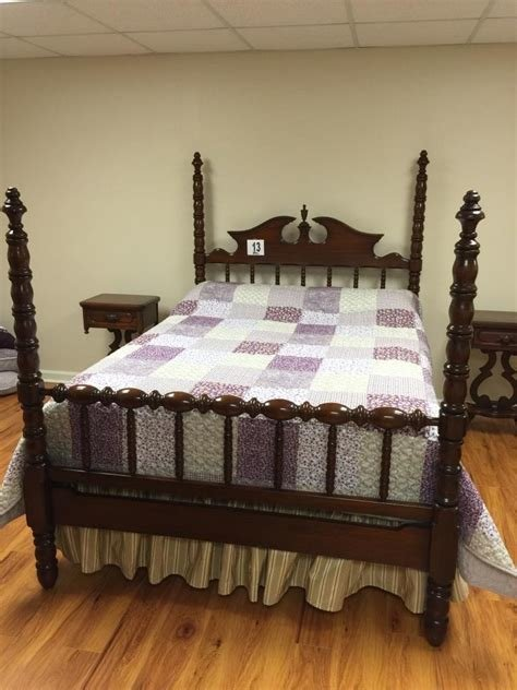 Best 5 Pc 3 4 Lillian Russell Bedroom Suite Hibid Auctions With Pictures