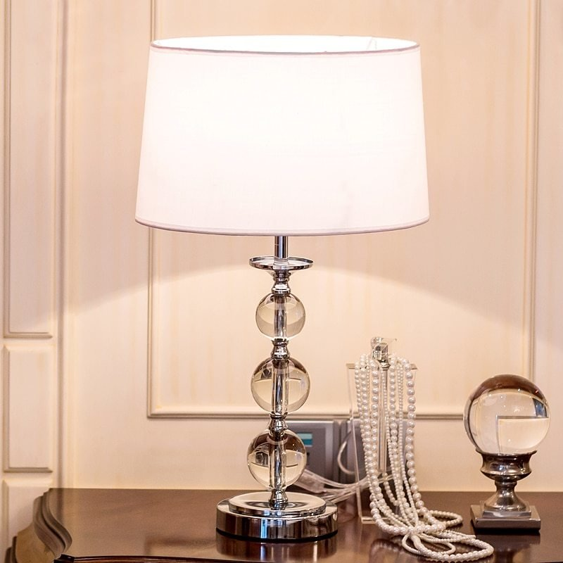 Best Table Lamp Luxurious Bedside Lamps For Bedroom Living Room With Pictures