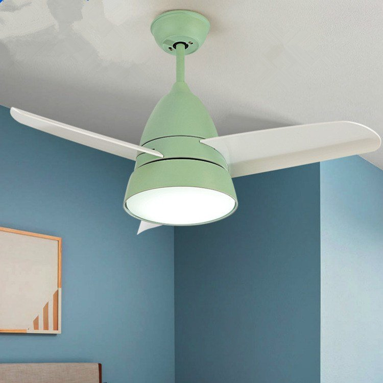 Best Modern Kids Ceiling Fan Light Simple Children Bedroom With Pictures