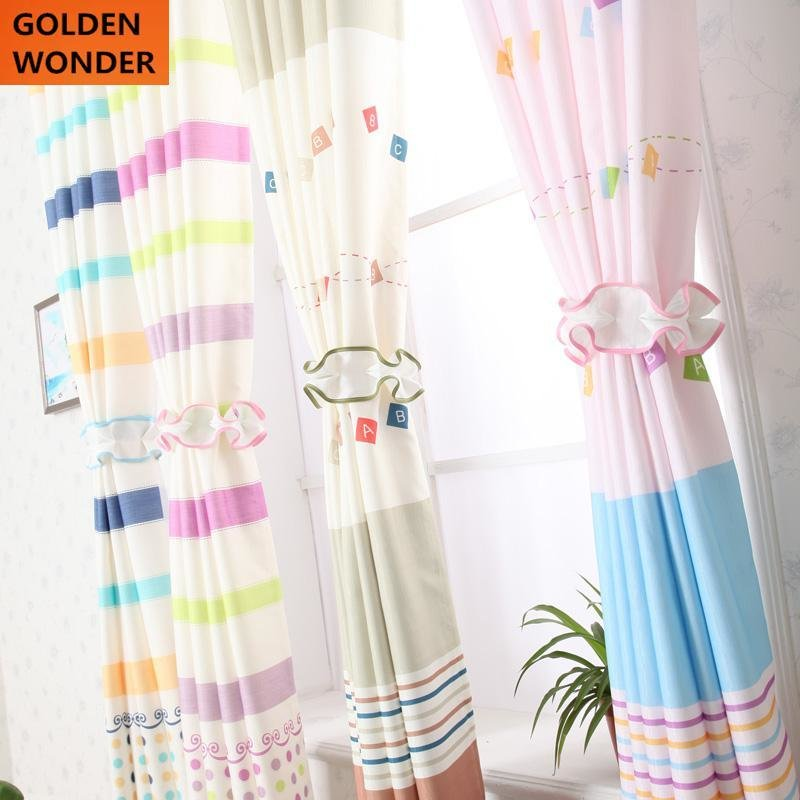 Best Aliexpress Com Buy Beautiful Short Curtains Bedroom With Pictures