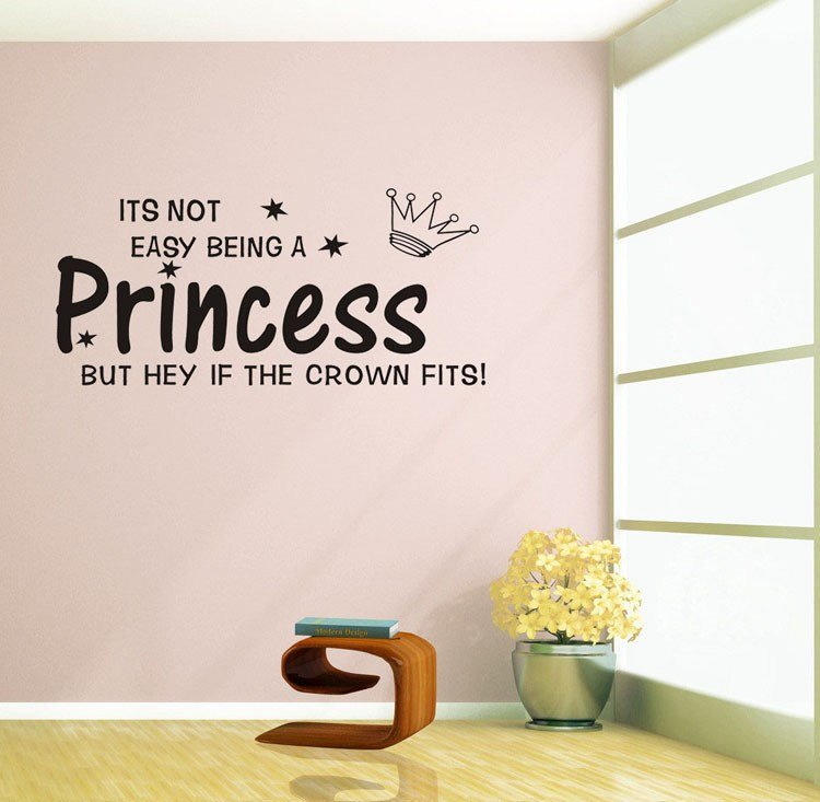 Best Factory Wholesale 2015 New Girls Room Wall Sticker Being A With Pictures
