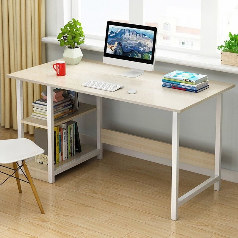 Best Desktop Computer Desk Laptop Table Bedroom Desk Office With Pictures