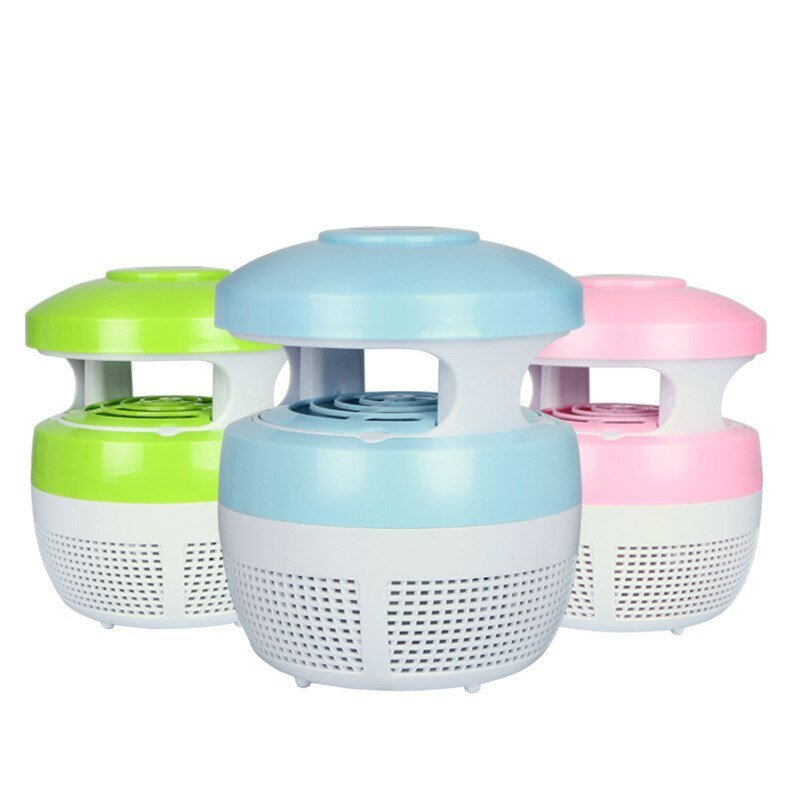 Best Creative Photocatalyst Led Electronic Mosquito Repellent Bedroom S*Ck*Ng Mosquito Lamp Home With Pictures
