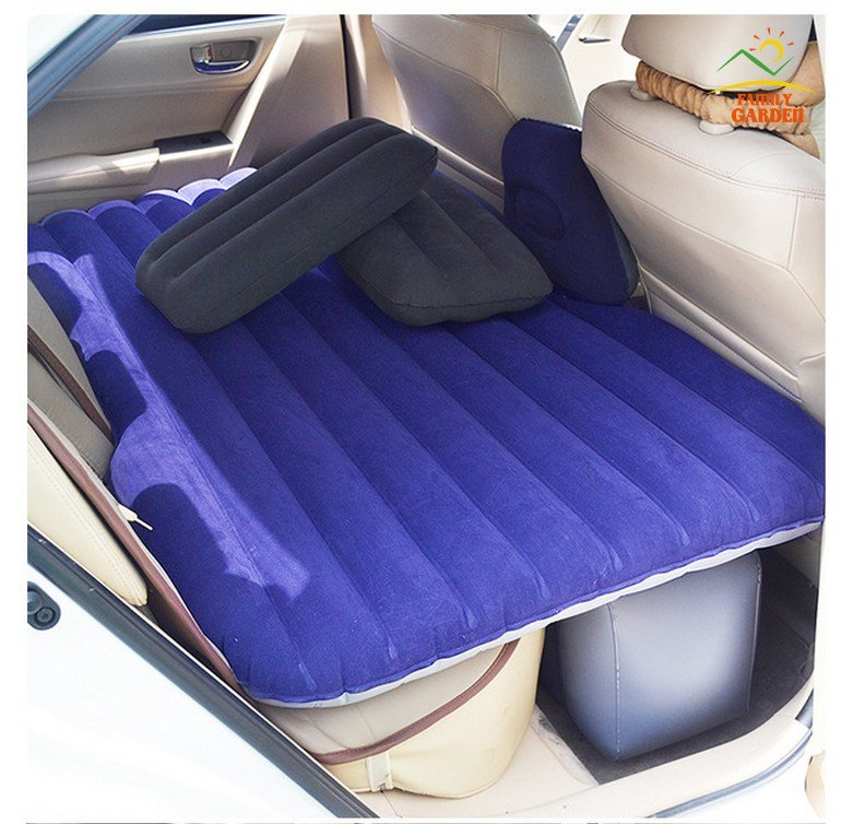 Best Inflatable Car Cushion Air Bed Bedroom Inflation Travel With Pictures