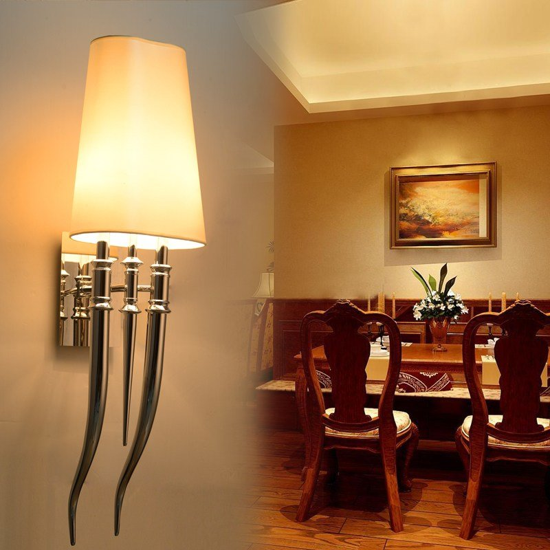 Best Cavalli Brunilde Modern Stainless Wall Lamp For Bedroom With Pictures