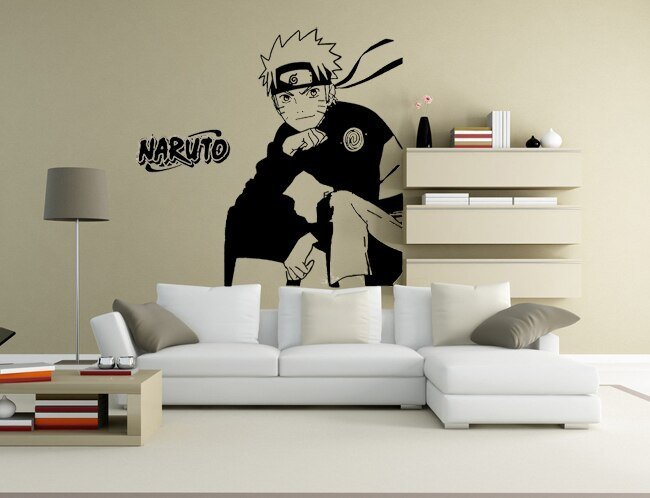 Best Naruto Bedroom Decor Promotion Shop For Promotional Naruto Bedroom Decor On Aliexpress Com With Pictures