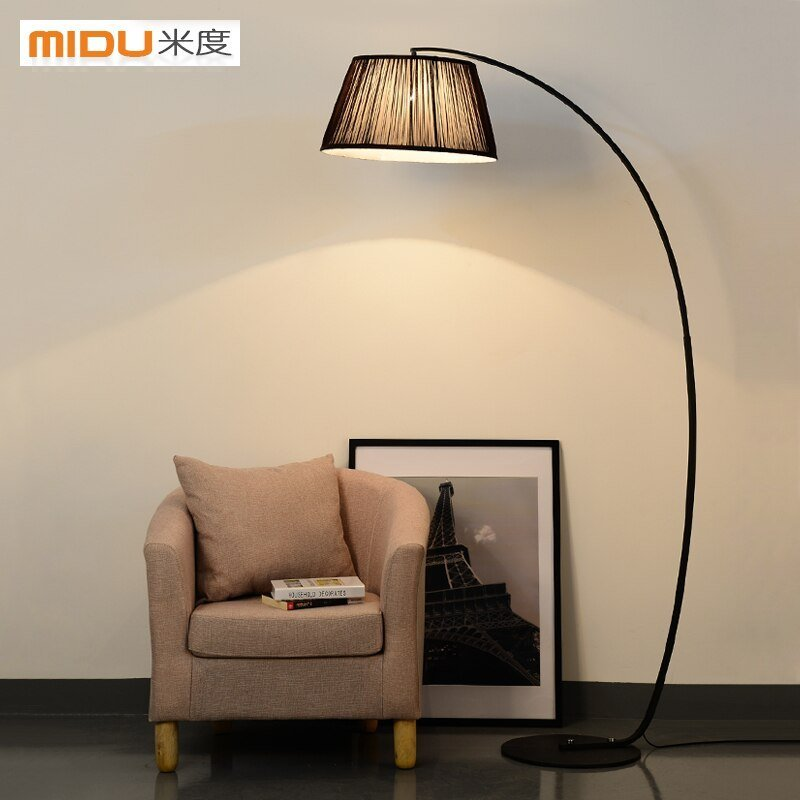 Best American Country Bedroom Floor Lamp Standing Lamp Modern With Pictures