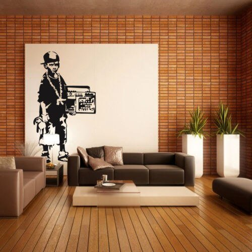 Best Popular Home Wall Decal Sticker Vinyl Street Art Graffiti With Pictures