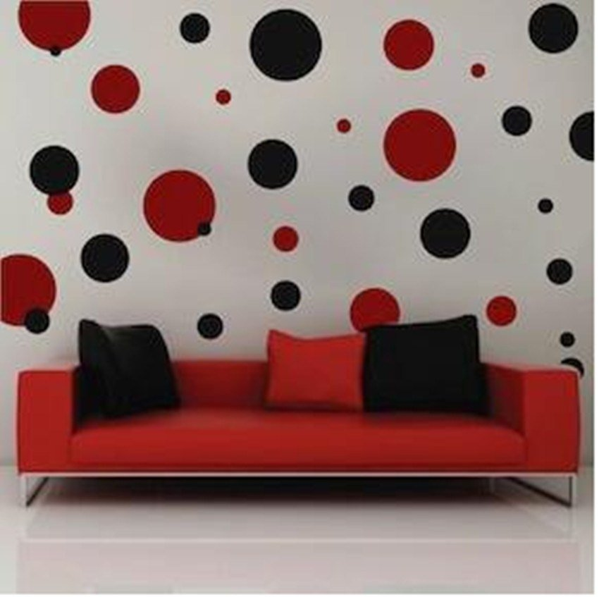 Best Aliexpress Com Buy Polka Dots Wall Decals Wall Stickers With Pictures