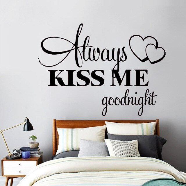 Best Free Shipping Romantic Wall Sticker Love Wall Stickers Eco With Pictures