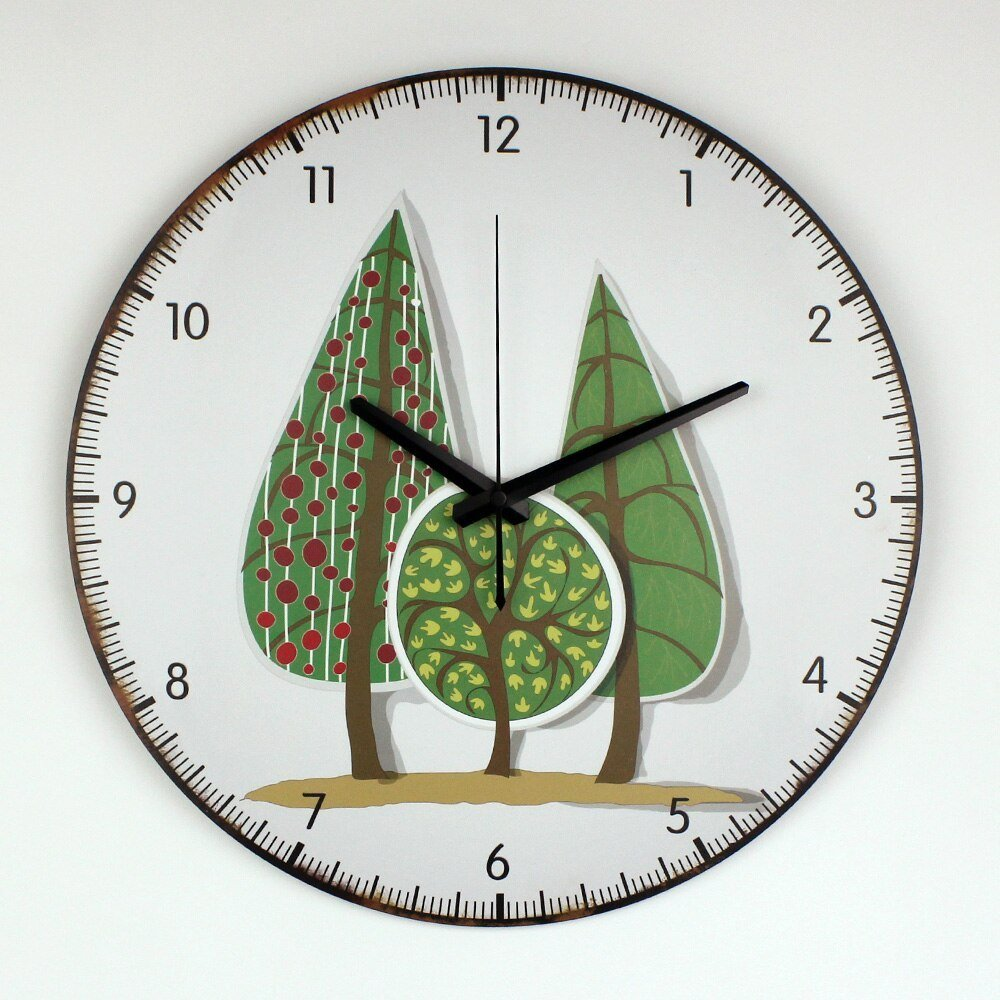 Best Modern Design Bedroom Decor Wall Clock Home Decoration With Pictures
