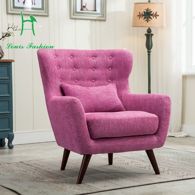 Best Contracted The Nordic Single Person Sofa Chair Small With Pictures