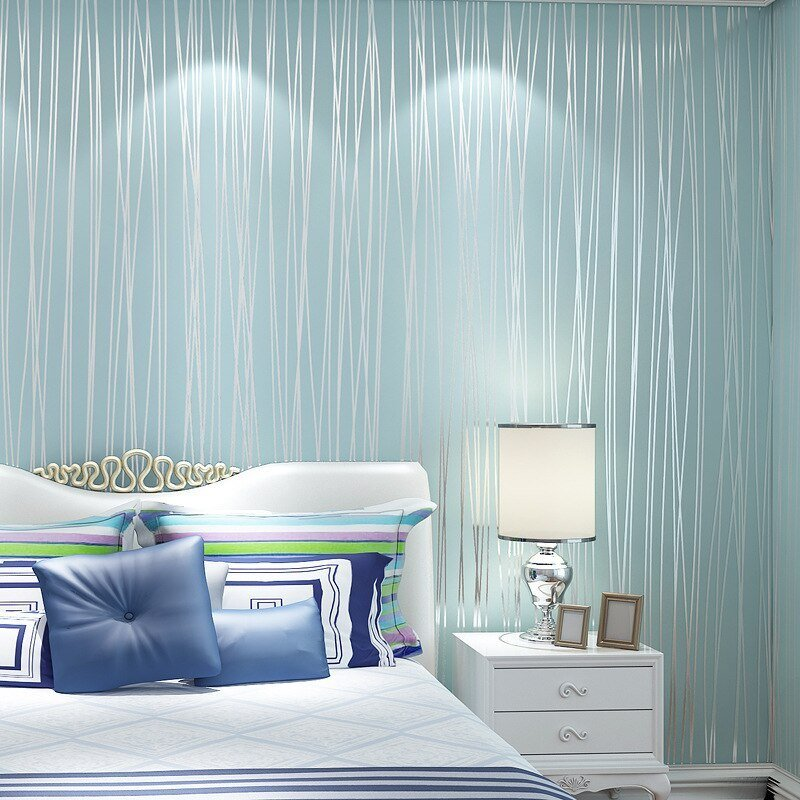 Best Special Sale Promotion Non Woven Wallpaper Bedroom Simple With Pictures