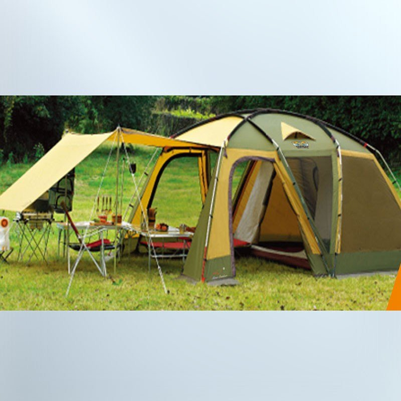 Best Bedroom 5 6 Bunk Outdoor Camping Tent Canopy Multi With Pictures