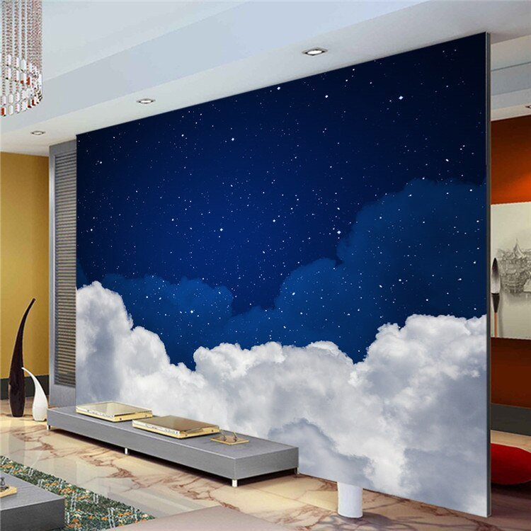 Best Night Sky Photo Wallpaper Galaxy Wallpaper Custom 3D With Pictures