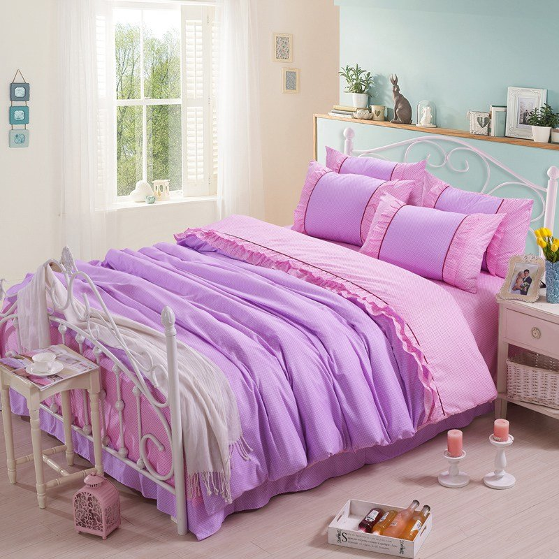 Best Cheap Comforter Bedding Sets Purple And Pink Comforters And Quilts Polka Dot Comforter Sets With Pictures
