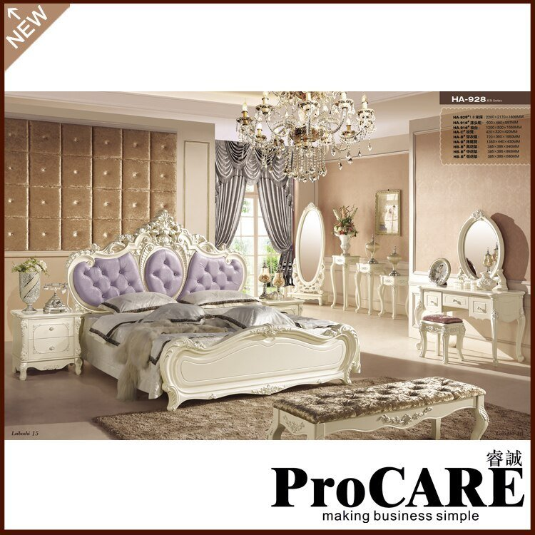 Best Romantic Purple And White Bed Antique Design Furniture With Pictures