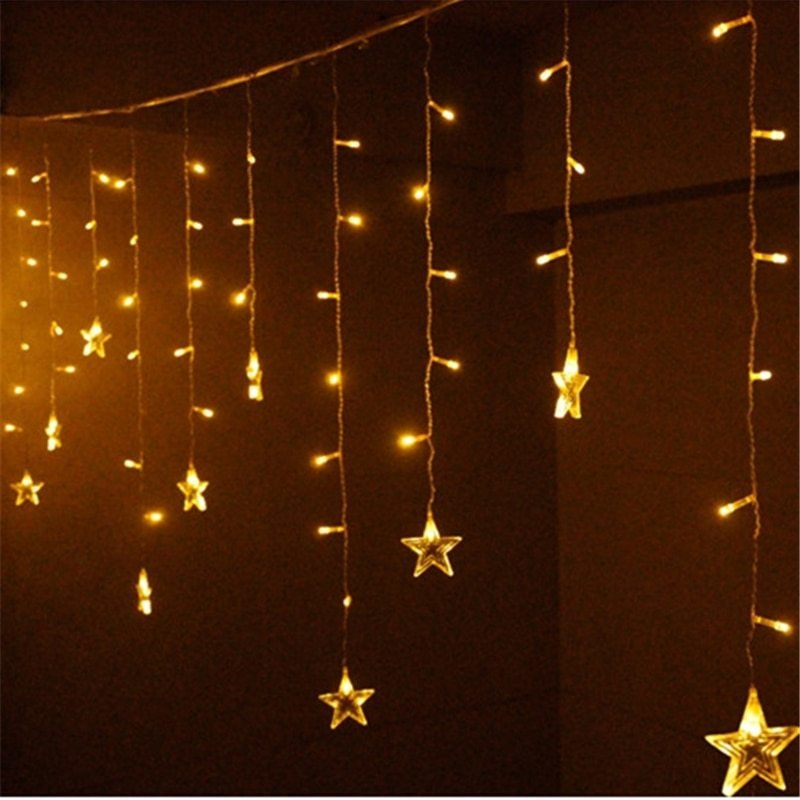 Best Led Light Copper Wire String Lights Star Fairy Light With Pictures