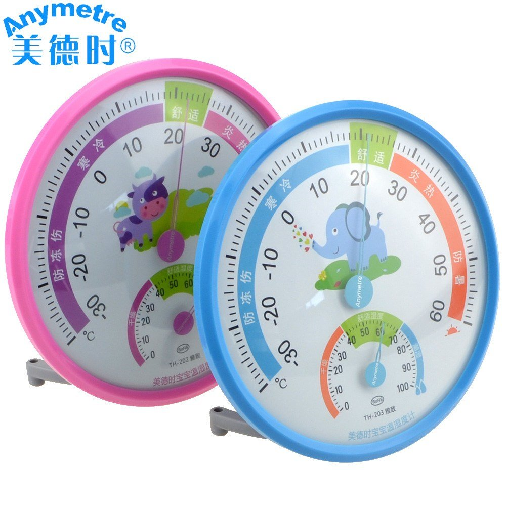 Best Aliexpress Com Buy Multifunctional Hygrometer Baby Room With Pictures