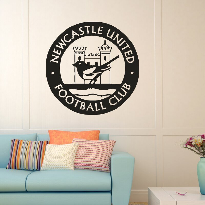 Best Newcastle United Quote Wall Decals Artstry Removable Pvc With Pictures