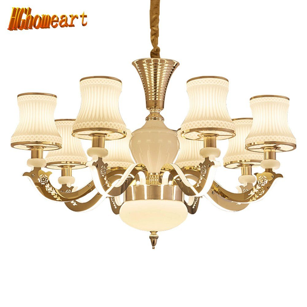 Best Hghomeart Chandeliers European Chandelier Zinc Alloy With Pictures