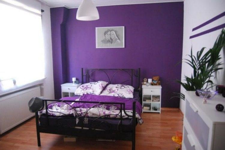 Best 20 Beautiful Purple Accent Wall Ideas With Pictures