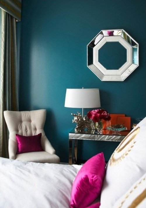 Best Guest Blog Teal In The Bedroom – Ch*Cks On The Go With Pictures