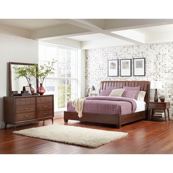 Best Shop Ryder 5 Piece Queen Sized Bedroom Set Free Shipping With Pictures