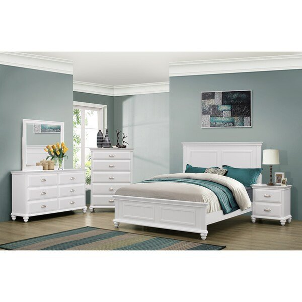 Best Simmons Casegoods Cape Cod Collection Queen King Bed With Pictures