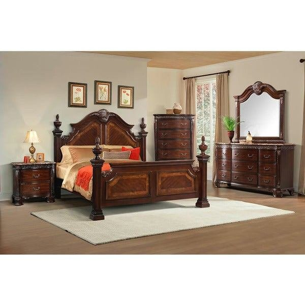 Best Shop Cambridge Lakeside 5 Piece Queen Size Bedroom Suite Free Shipping Today Overstock Com With Pictures