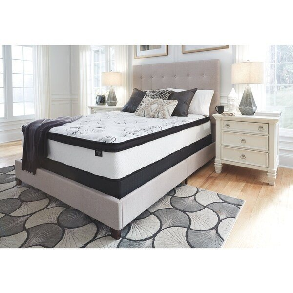 Best Shop Chime 12 In Queen Hybrid Bed In A Box Free Shipping With Pictures