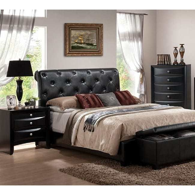 Best Shop Vegas 3 Piece California King Bedroom Set Free Shipping Today Overstock Com 6042025 With Pictures