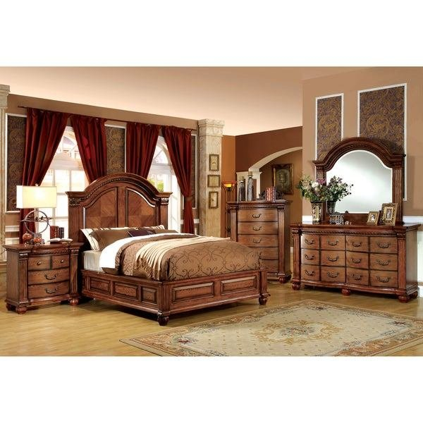Best Shop Furniture Of America Traditional Style 4 Piece With Pictures