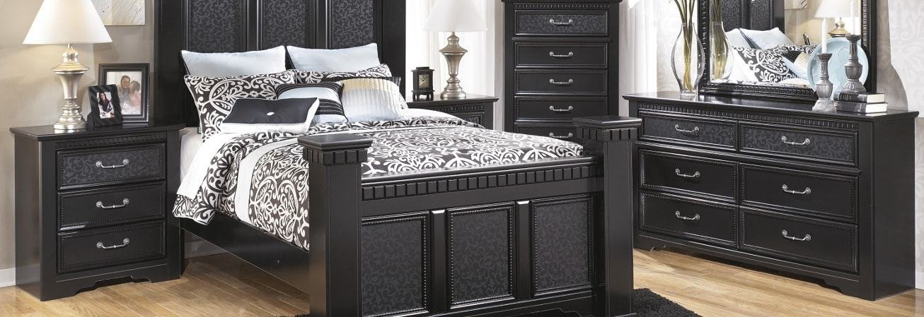 Best Black Bedroom Furniture For Less Overstock Com With Pictures