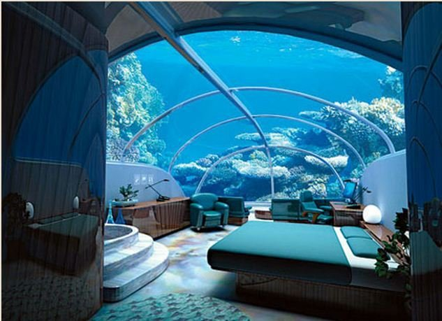 Best Ag W 26 Underwater Hotel – Allaboutlemon All Around In With Pictures