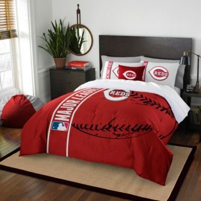 Best Mlb Cincinnati Reds Bedding Bed Bath Beyond With Pictures