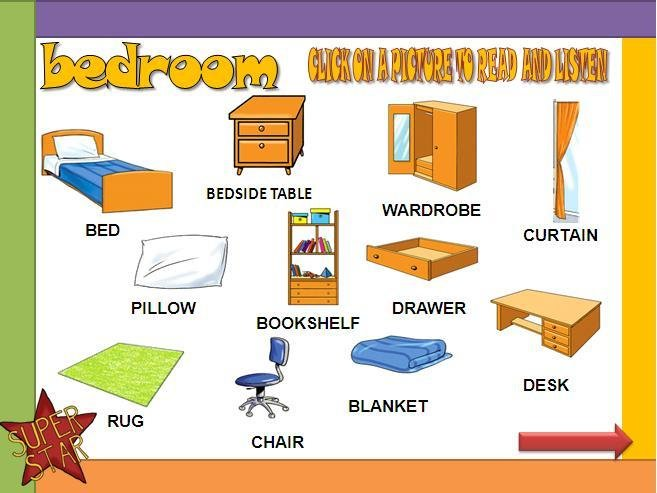 Best The Bedroom Powerpoint Presentation With Pictures