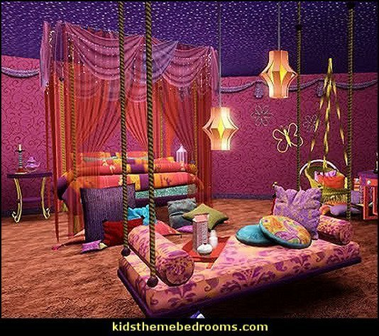 Best Jeannie Theme Bedroom Decorating Ideas With Pictures