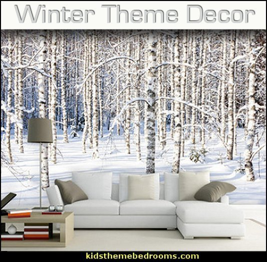 Best Winter Theme Decorating Ideas Theme Bedroom Decorating Ideas With Pictures