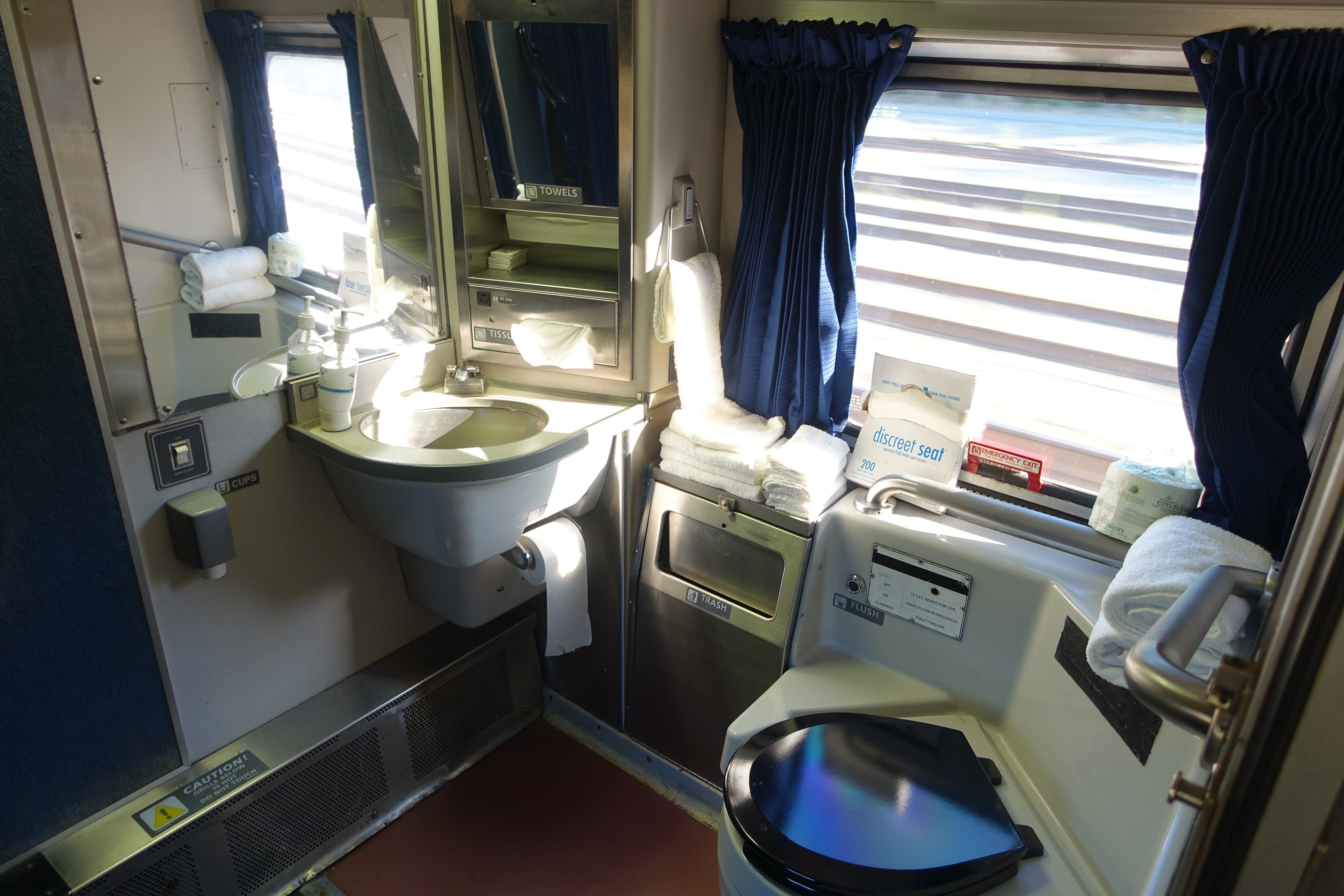 Best Amtrak Empire Builder Travelogue – July 2015 Belated With Pictures