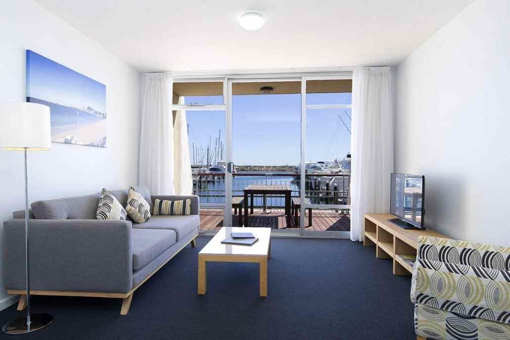 Best Marina View Three Bedroom Fremantle Apartment Be Fremantle With Pictures