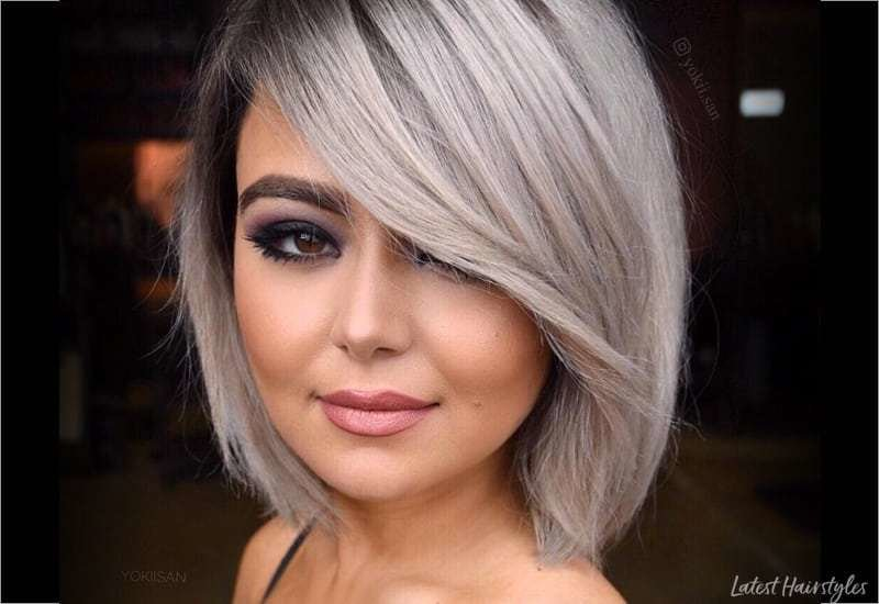 Free 17 Hottest Short Bob With Bangs You Ll See In 2019 Wallpaper